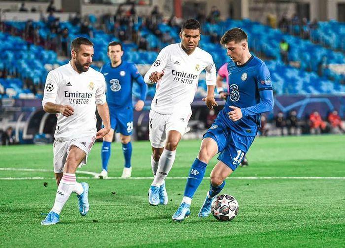 Kết quả bán kết Champions League 2020/21 – C1 ngày 28/4: Chelsea chiếm lợi thế