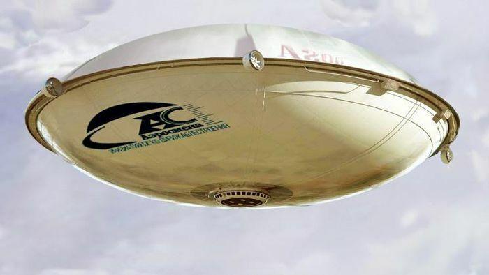 """Công ty Nga làm """"đĩa bay"""" để chở hàng"""