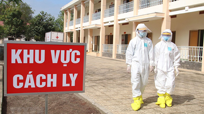 Hai chuyên gia Ấn Độ mắc Covid-19 đang cách ly ở Yên Bái