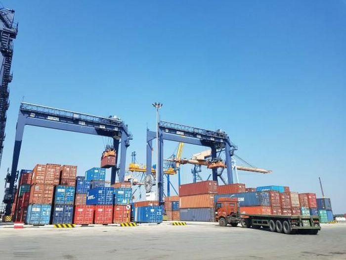 Hàng hóa thông qua cảng biển đạt 172.447.000 tấn trong quý I/2021