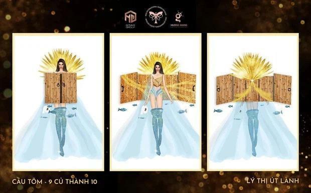 Việt Nam có 1 cái nhất mà không quốc gia nào 'chặt' được trong mỗi kỳ thi Hoa hậu!