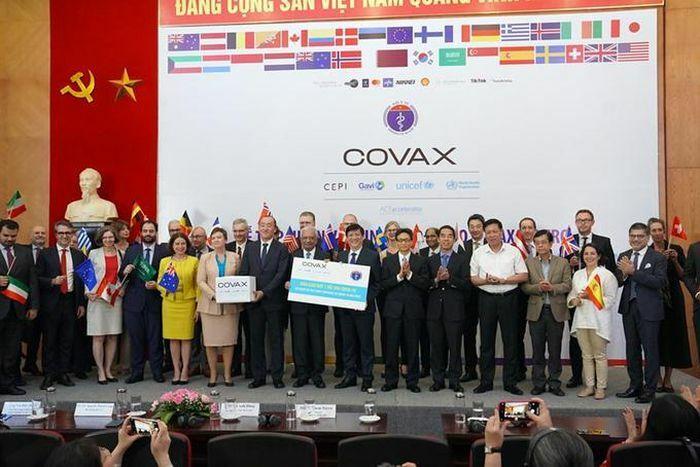 Hoa Kỳ chúc mừng Việt Nam nhận vaccine COVID-19 từ chương trình COVAX