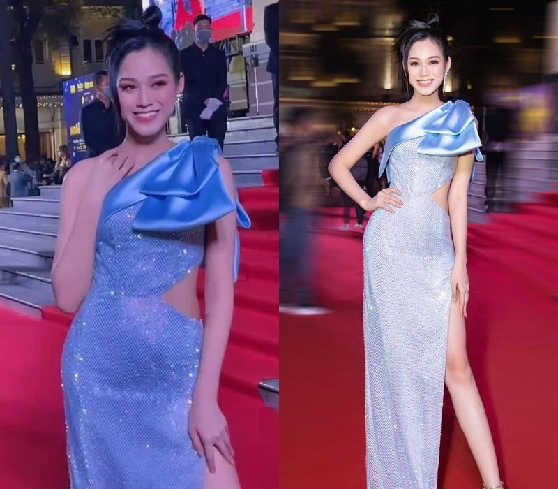 """Hoa hậu Đỗ Thị Hà qua ống kính không """"giả trân"""": Chân dài như gấp đôi người thường"""