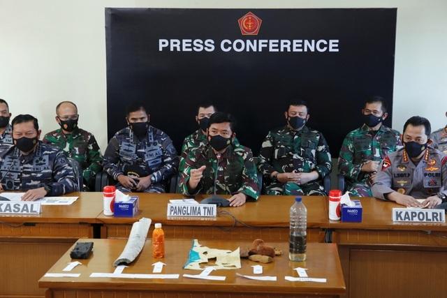 Tắt hy vọng tìm thấy thủy thủ sống sót trên tàu ngầm Indonesia