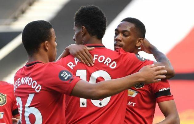 Scholes làm rõ vấn đề lớn nhất của Man Utd với Rashford, Greenwood và Martial
