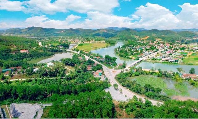 Huyện miền núi biên giới đầu tiên trên cả nước đạt chuẩn nông thôn mới