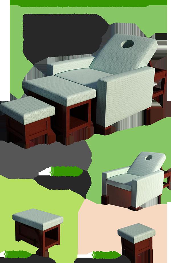 Bảng báo giá top 3 loại ghế foot massage đang được sử dụng nhiều bậc nhất