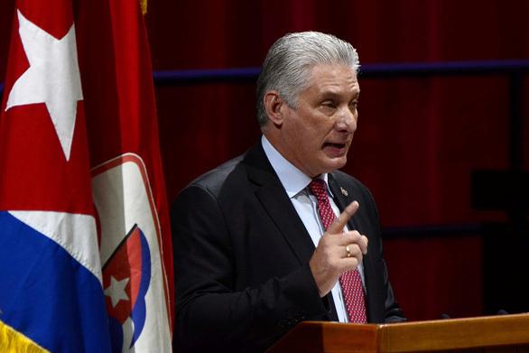 """Ông Miguel Diaz-Canel làm tân lãnh đạo Cuba: """"Không từ bỏ các nguyên tắc cách mạng và CNXH"""""""
