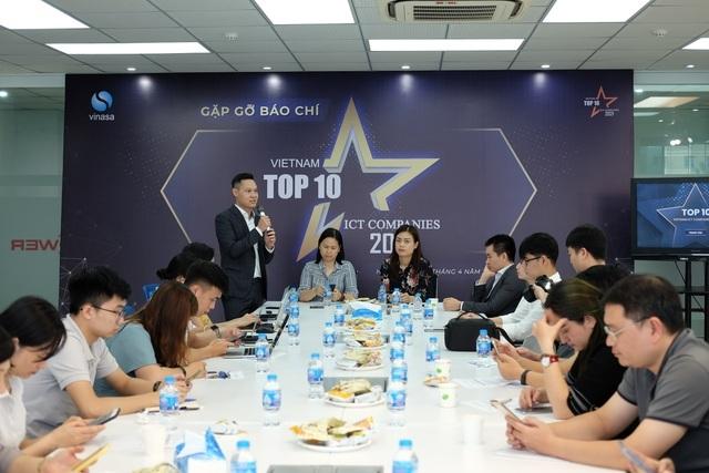 Phát động giải thưởng Top 10 doanh nghiệp ICT Việt Nam 2021