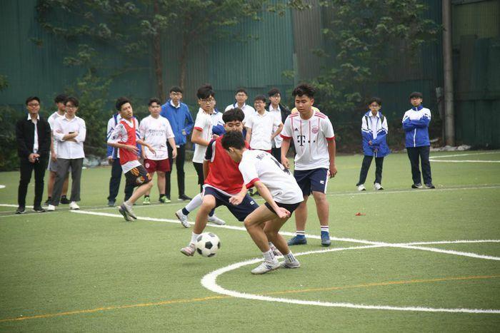 Sân chơi lý thú và bổ ích cho học sinh