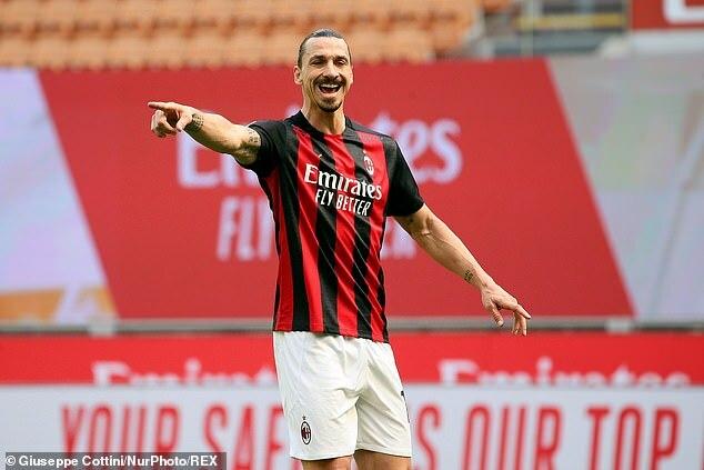 Zlatan Ibrahimovic bất ngờ lấn sân làm diễn viên