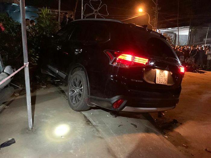 Quảng Nam: Tạm giữ hình sự tài xế ô tô gây tai nạn khiến 7 người thương vong