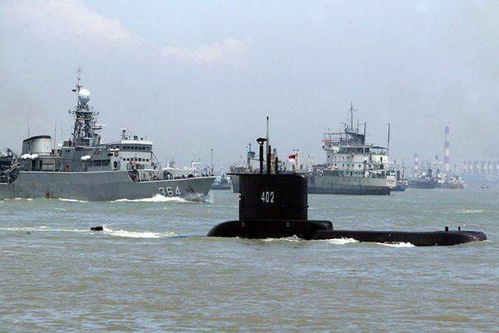 Nguy hiểm trực chờ trước khi tàu ngầm và 53 thủy thủ Indonesia mất tích