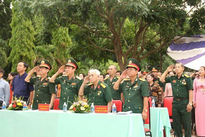 Khánh thành Bia tưởng niệm liệt sĩ Trung đoàn 174 hy sinh tại Đắk Tô – Tân Cảnh