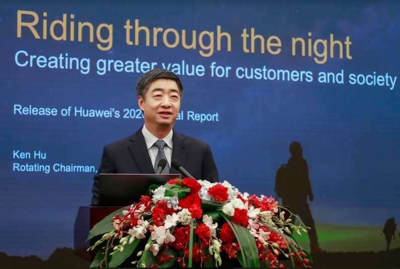 Huawei đạt doanh thu 136,7 tỷ USD, lợi nhuận ròng gần 10 tỷ USD