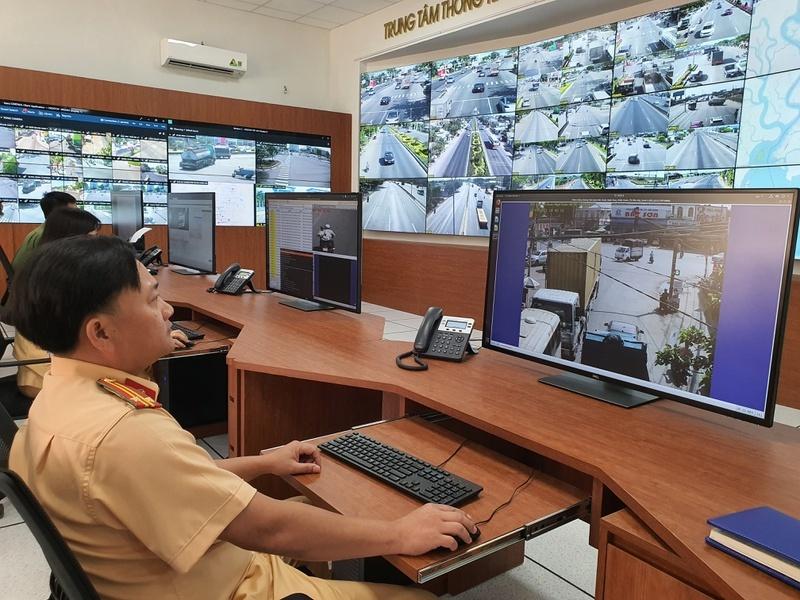 Bà Rịa – Vũng Tàu: Bắt đầu phạt phương tiện vi phạm giao thông qua camera trên QL51