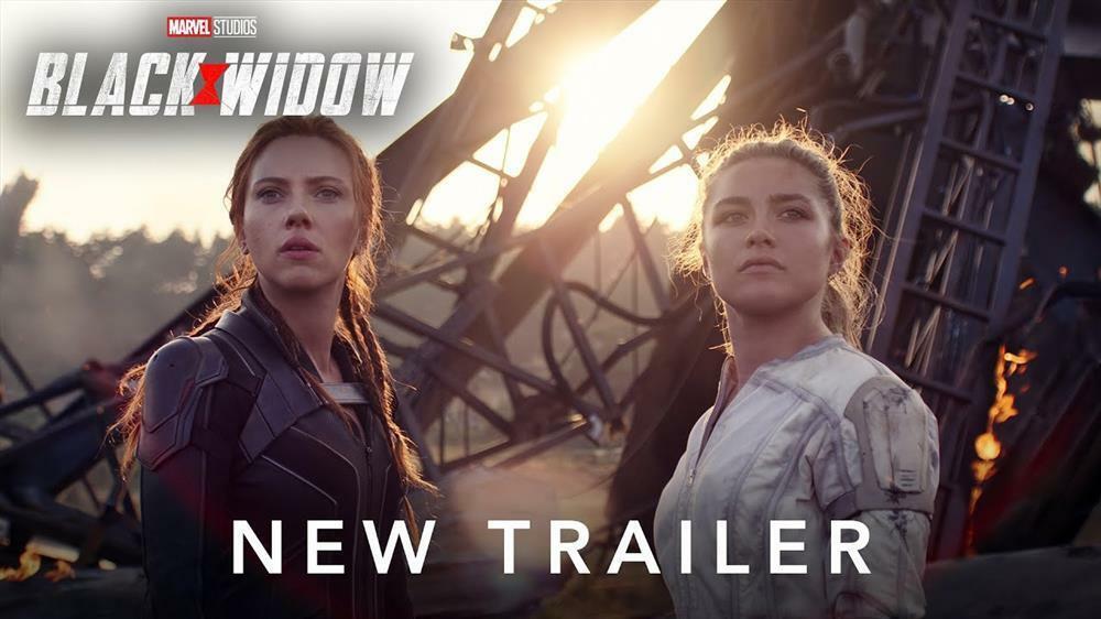 Marvel 'nhá hàng' trailer ra rạp 'Black Widow', fan trụy tim vì chị đẹp