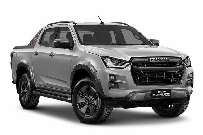 Cận cảnh Isuzu D-Max 2021 giá từ 630 triệu đồng tại Việt Nam, cạnh tranh cùng Ford Ranger