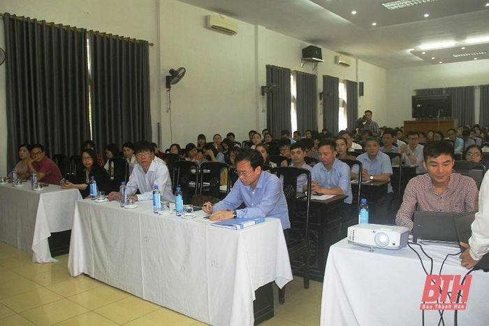 Tập huấn nghiệp vụ điều tra cơ sở hành chính năm 2021