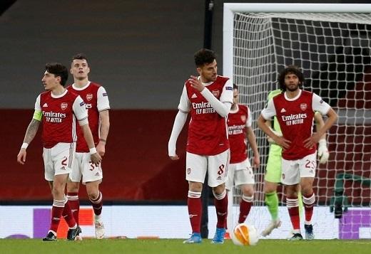 Arteta chỉ ra trách nhiệm buộc phải hoàn thành của Arsenal