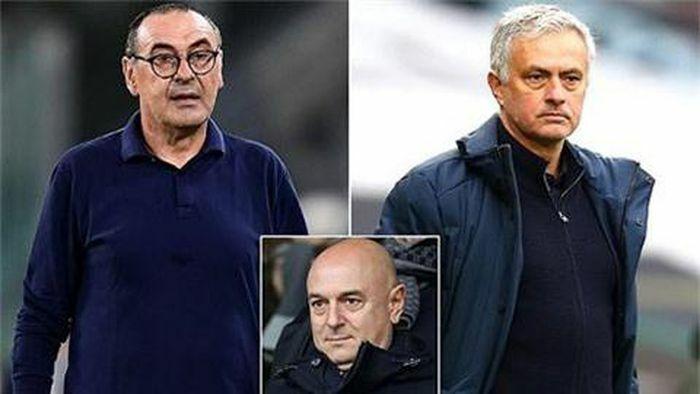 Tottenham liên hệ Sarri thay Mourinho
