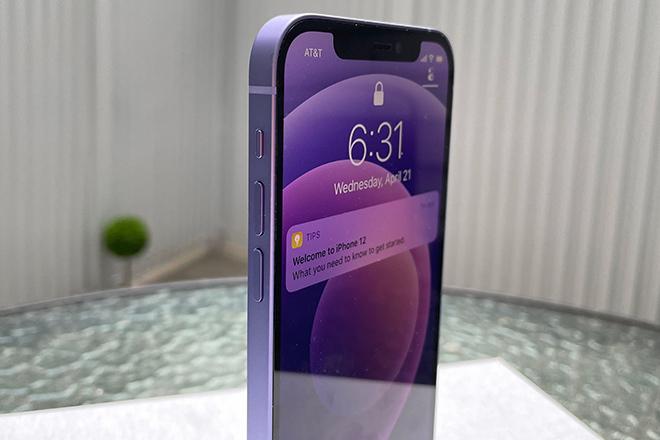 Khi nào iPhone 12 và 12 mini màu Tím cập bến thị trường Việt?