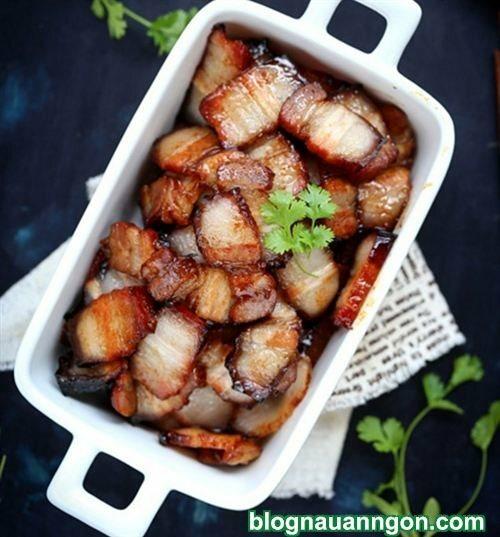 Cách làm món thịt ba chỉ nướng mật ong vừa ngậy vừa ngon siêu đơn giản !