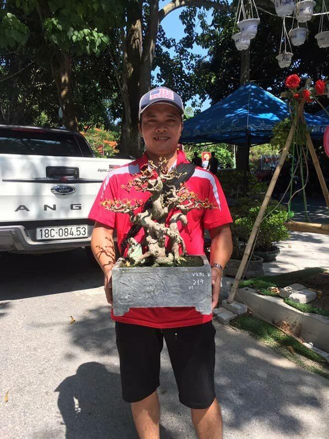 Nghệ nhân Phan Hữu Phước và hành trình đến với đam mê trồng hoa lan