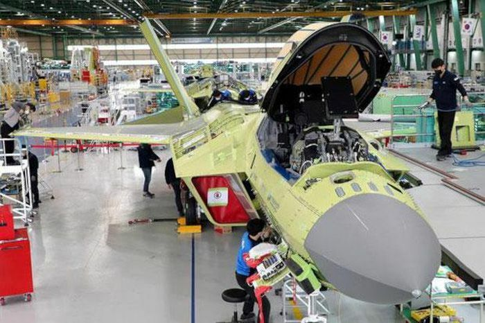 Hàn Quốc khoe tiêm kích KF-X thế hệ thứ 5
