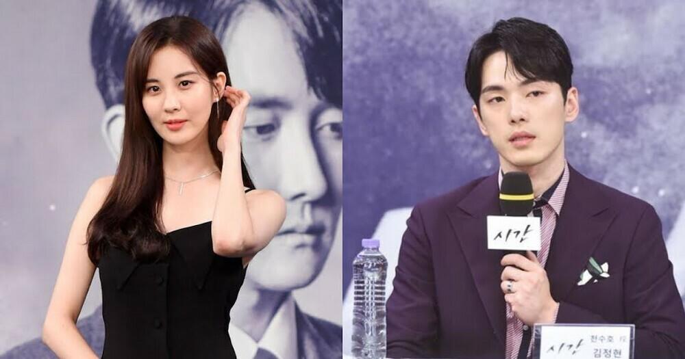 Seohyun (SNSD) khóc trên phim trường vì bị Kim Jung Hyun đối xử thô lỗ