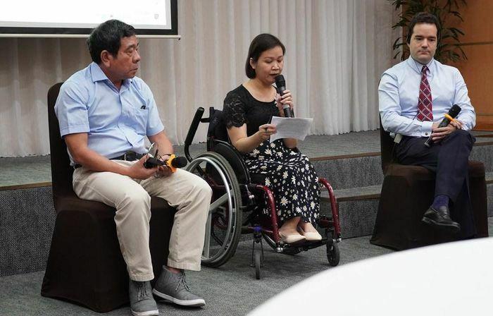 Thúc đẩy quyền của người khuyết tật trong lĩnh vực việc làm ở Việt Nam