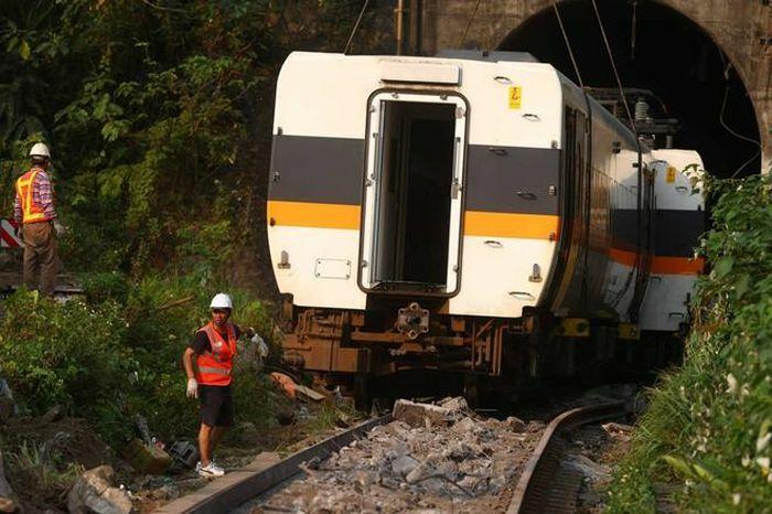 Đài Loan phát lệnh bắt giữ nghi phạm gây ra vụ tai nạn tàu hỏa thảm khốc