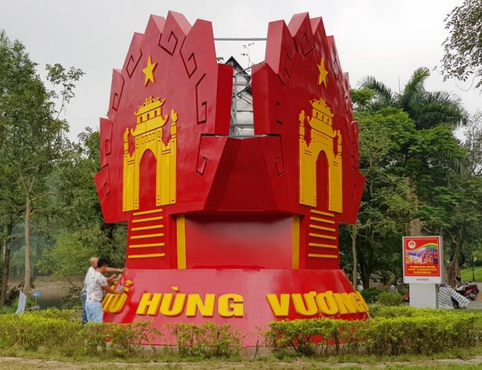 Bảo đảm Lễ giỗ tổ Hùng Vương diễn ra an toàn, trang nghiêm, thành kính