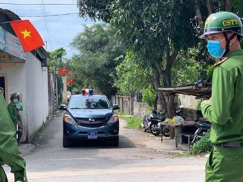 Vụ 2 người bị bắn tử vong ở Nghệ An: Đã khống chế nghi phạm