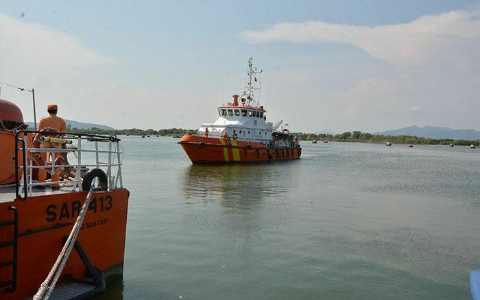 Tàu hàng bị chìm do đâm va, một thuyền viên thiệt mạng