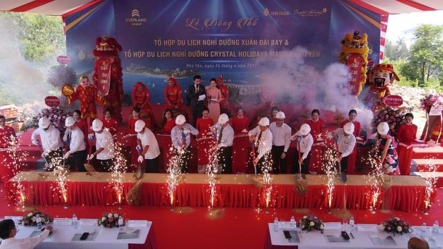 Everland Group khởi động 2 dự án BĐS nghỉ dưỡng 2.200 tỷ đồng tại Phú Yên