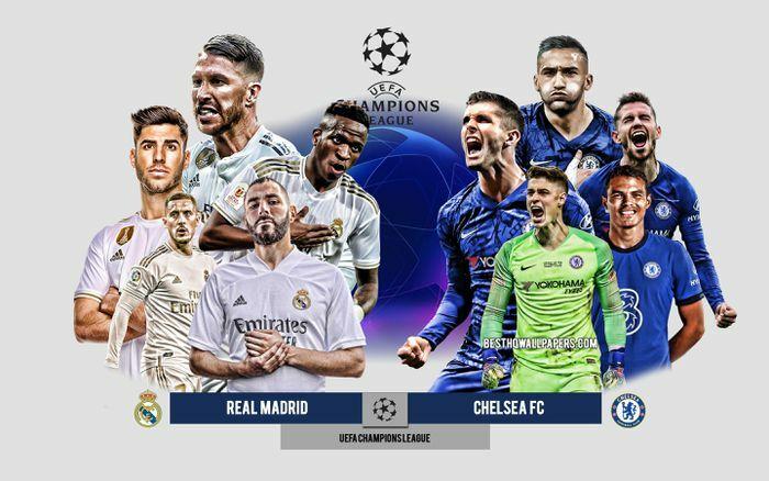 Real vs Chelsea – đại chiến trong nỗi ám ảnh trọng tài