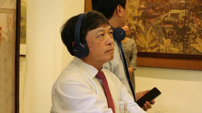 Thứ trưởng Đoàn Văn Việt: iMuseum VFA là ứng dụng rất hiện đại, đưa các tác phẩm quý tới công chúng