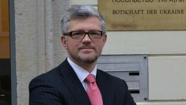 [ẢNH] Đại sứ Ukraine tại Đức muốn sớm gia nhập NATO