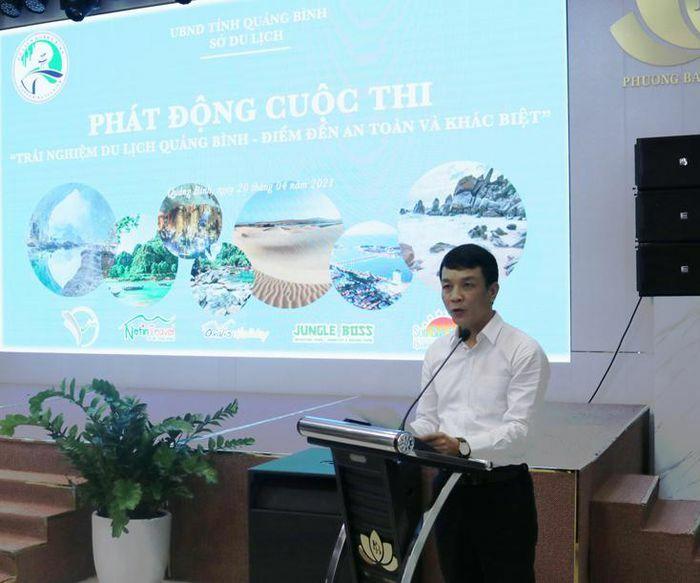 """Phát động cuộc thi """"Trải nghiệm du lịch Quảng Bình – điểm đến an toàn và khác biệt"""""""