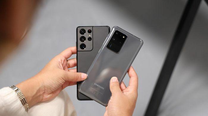 Samsung bán nhiều smartphone nhất trong quý 1 năm 2021