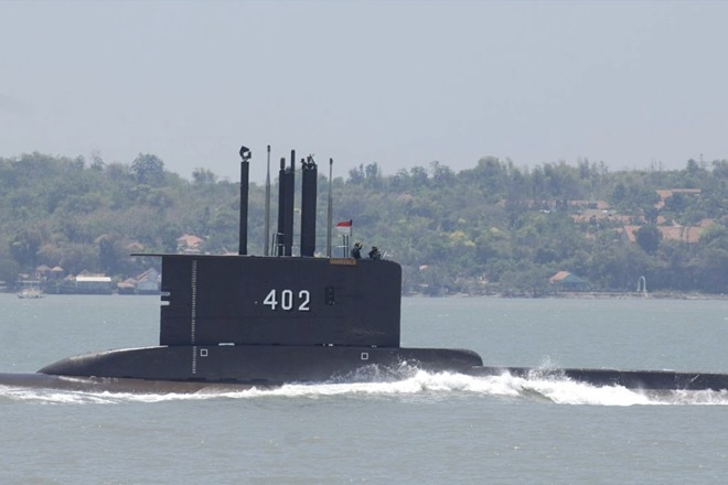 Điều tồi tệ nhất có thể xảy đến với tàu ngầm Indonesia chở 53 người mất tích