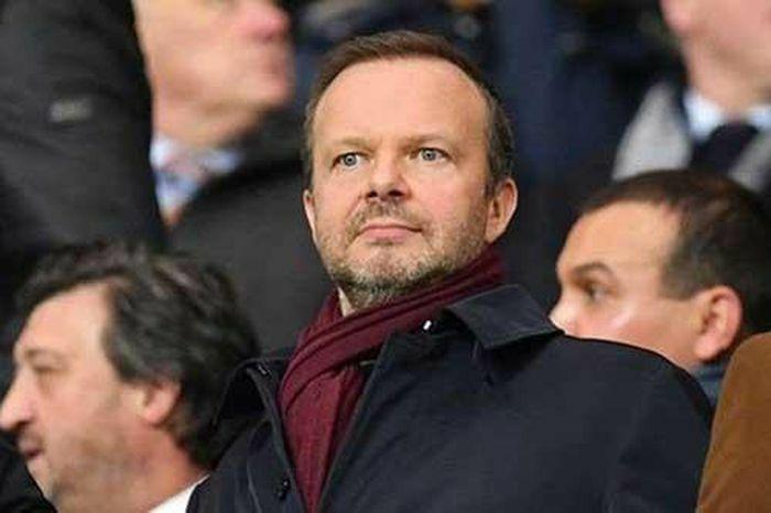 Ed Woodward từ chức phó Chủ tịch điều hành Man United