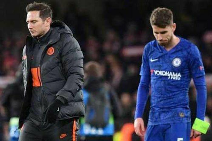 Jorginho giải mã thất bại của Lampard ở Chelsea