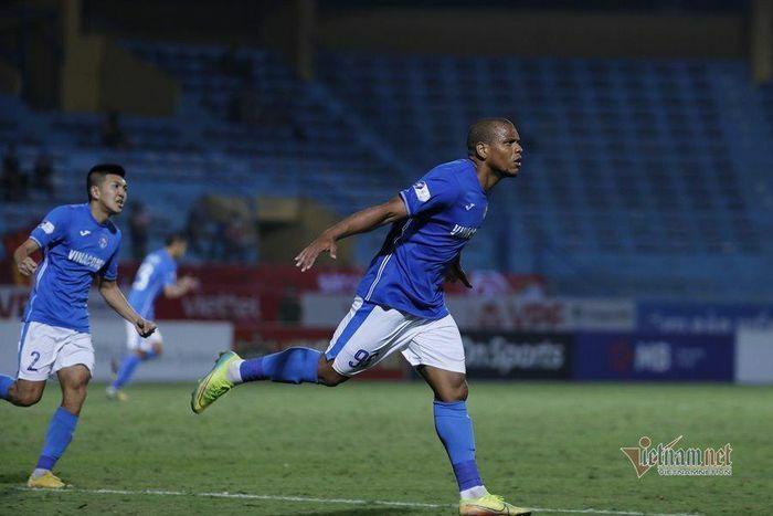 Viettel 2-1 Quảng Ninh: Đội khách rút ngắn cách biệt (H2)