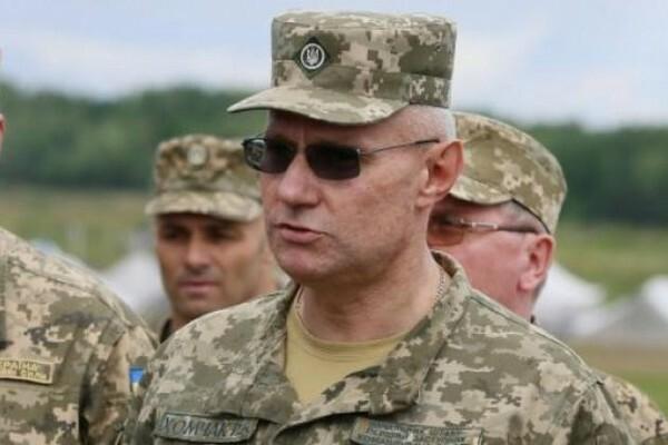 [ẢNH] Quân đội Ukraine tuyên bố sẵn sàng cho tình huống chiến tranh trước Nga