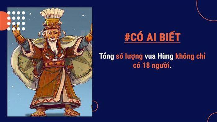 Có ai biết: Giỗ Tổ mùng 10/3 âm lịch thực chất không phải ngày mất của vua Hùng