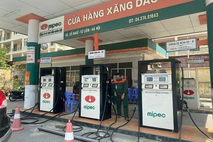 """Giá xăng, dầu """"giảm nhiệt"""" từ 16g30 chiều ngày 12/4"""