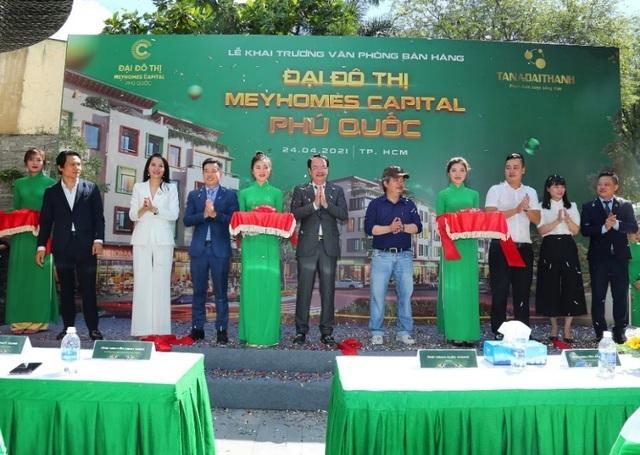 Văn phòng Meyhomes Capital Phú Quốc mới khai trương có gì đặc biệt?