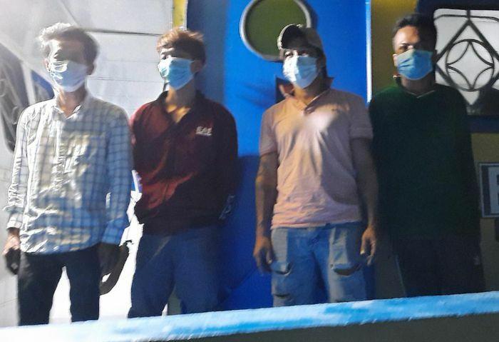 Phát hiện 4 người nhập cảnh trái phép từ Campuchia